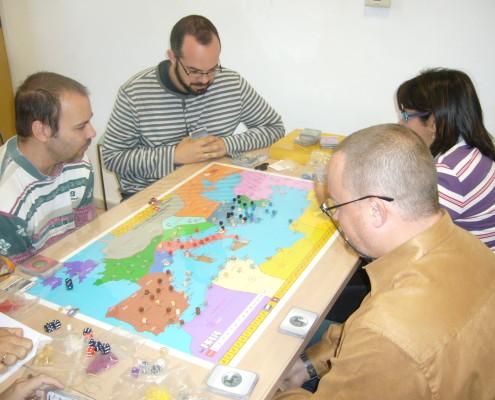 Demostración prototipo del juego Imperios del Mediterraneo