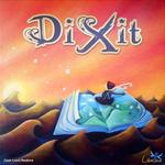 Portada de Dixit, juego de mesa premiado por el Spiel Des Jahres