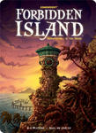 Portada del juego de mesa La Isla Prohibida