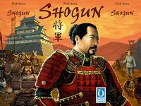 Portada del juego de mesa Shogun