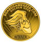 Logotipo del premio Boardgamegeek Golden Geek