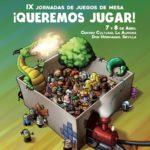 TORNEOS IX JORNADAS ¡QUEREMOS JUGAR!