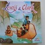 «Todo recto hacia el Oeste, señor Clark». Lewis & Clark, reseña del juego de mesa