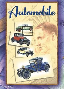 Portada de la edición original de Automobile.  Esto va a ir de hacer coches…