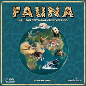 Fauna, juego de mesa top