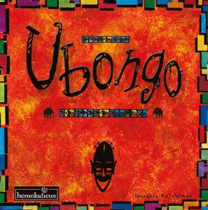 Ubongo, portada del juego de mesa
