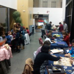 Dos Hermanas divertida: Taller en la Almona. 21 de Noviembre