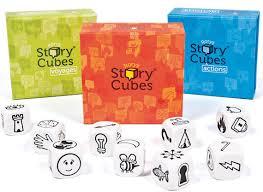Stories-cubes