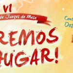 Editoriales de juegos de mesa colaboradoras en las «VI Jornadas ¡Queremos Jugar!»