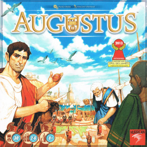 Augustus, juego de mesa