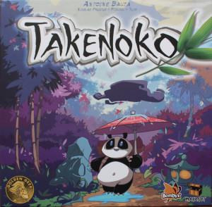 Takenoko, juego de mesa.