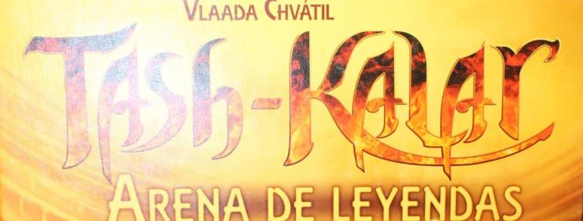 Tash-Kalar, portada