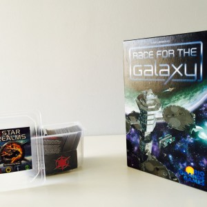 Star Realms y Race For The Galaxy