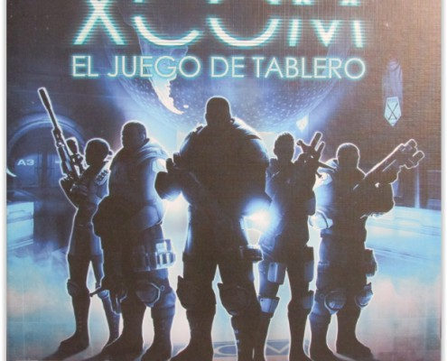 XCOM: El juego de tablero Caja