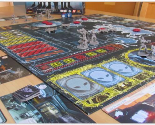 XCOM: El juego de tablero Tablero