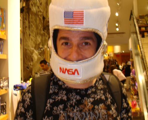 ¡Preparado para la carrera espacial!