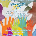 Mercadillo Solidario 2015 Queremos Jugar. 13 Diciembre