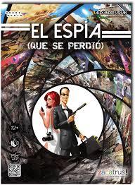 Regalos originales El Espía (que se perdió)