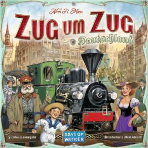 Aventureros Al Tren: Deutschland