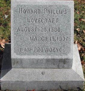 Lovecraft_tombstone