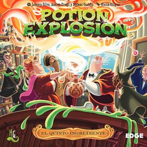 POTION EXPLOTION 350