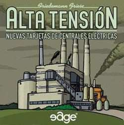 Alta tensión: centrales eléctricas